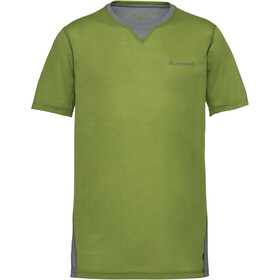 VAUDE Skarvan T-shirt Men green pepper